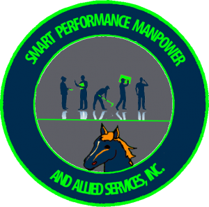 Smart Performance Man Power Logo